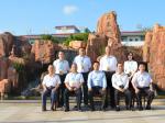 广东省人力资源和社会保障厅杨红山副厅长一行莅临我校调研指导工作