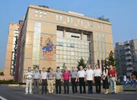 广东省技工教育督导评审专家黄志一行到我校调研指导工作