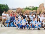 眼见为实!江南理工就是我想要的学校——惠来师生家长代表参观广东江南理工技工学校