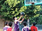 广东江南理工技工学校第五届三人篮球赛圆满结束
