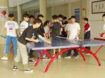 我校与广州市财经职业学校进行校际乒乓球联谊比赛