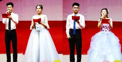 心系江南情  践行弟子规——我校举行第五届《弟子规》诵读暨演讲比赛